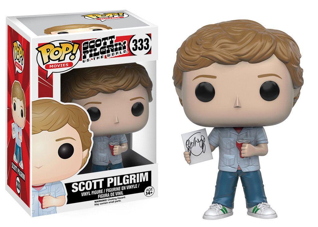 Scott Pilgrim POP! Movies Vinyl Figure Scott Pilgrim 9 cm