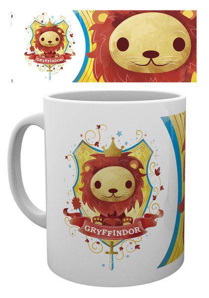 Harry Potter Mug Gryffindor Paint