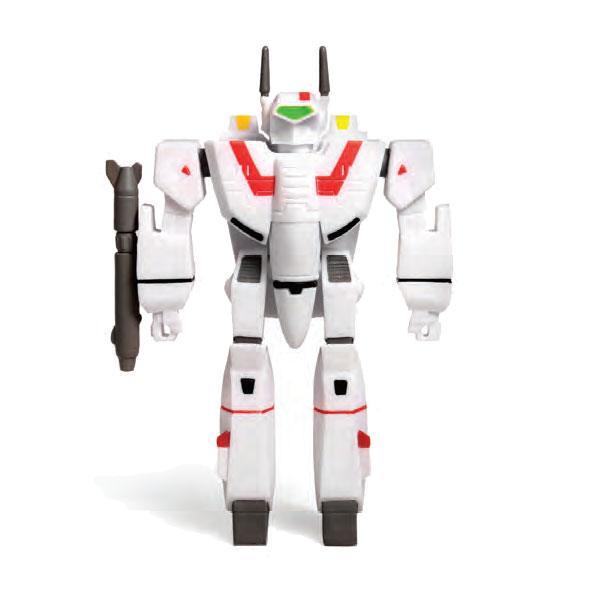 Robotech ReAction Action Figure VF-1J 10 cm