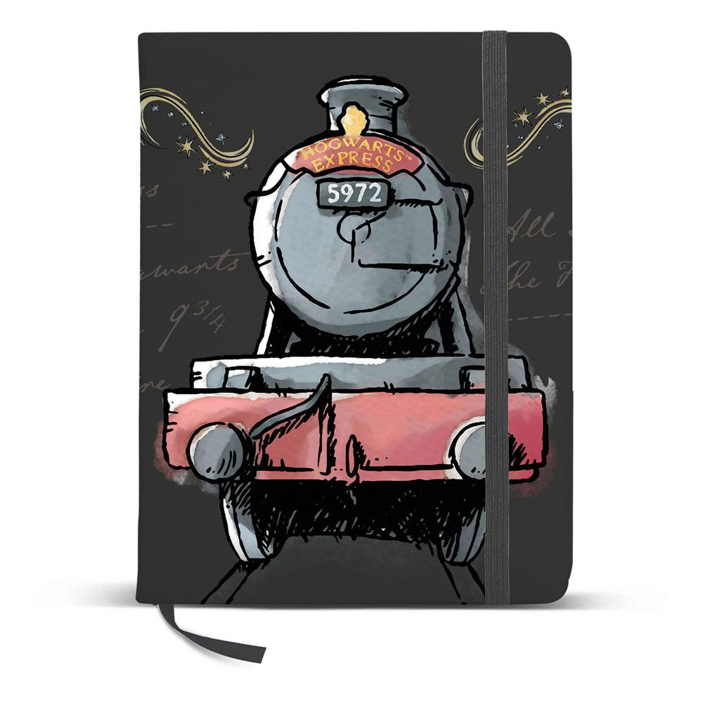 Harry Potter Notebook A5 Hogwarts Express