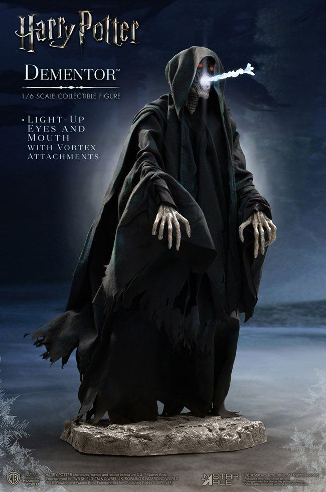 Harry Potter My Favourite Movie Action Figure 1/6 Dementor Deluxe Ver. 30 cm