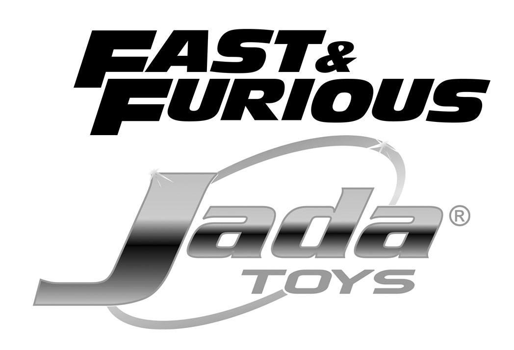 Fast & Furious Diecast Model 1/24 Brian's Subaru Impreza STi
