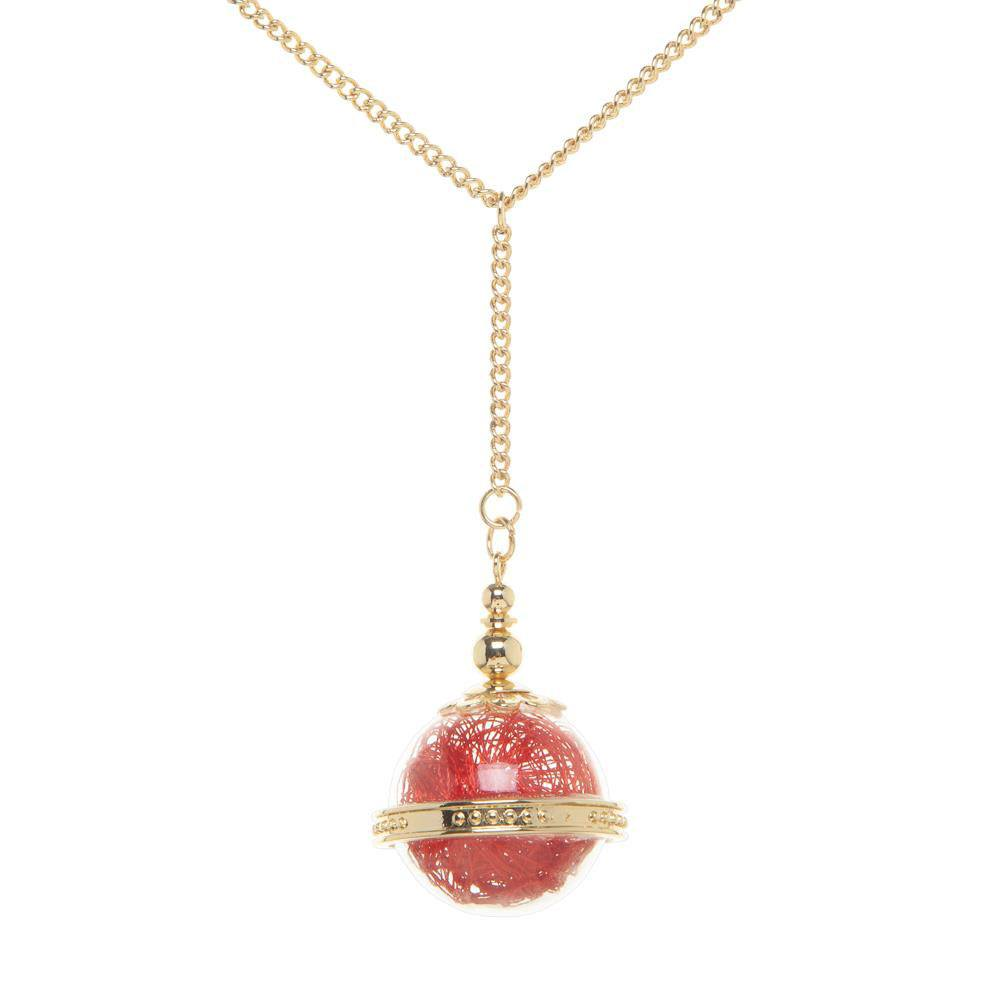 Harry Potter Pendant & Necklace 3D Rememberall