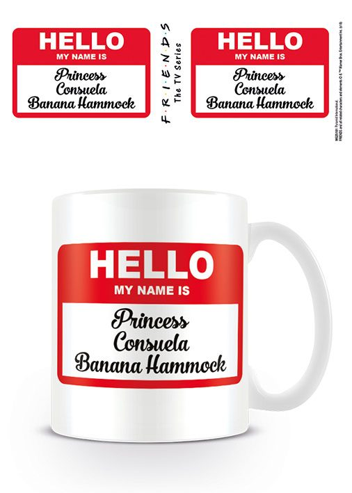 Friends Mug Princess Consuela