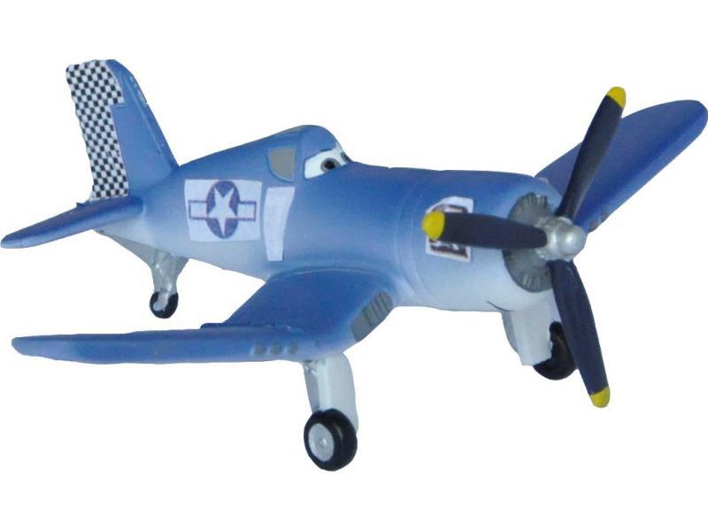 Planes Figure Skipper 8 cm