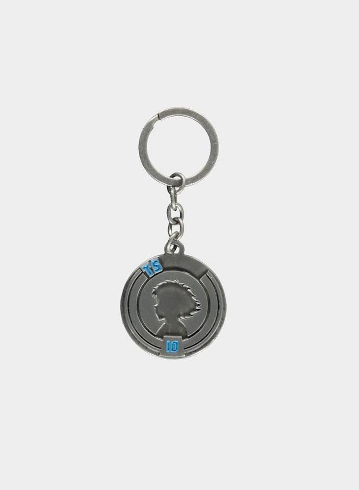 Captain Tsubasa Metal Keychain Tsubasa Tag