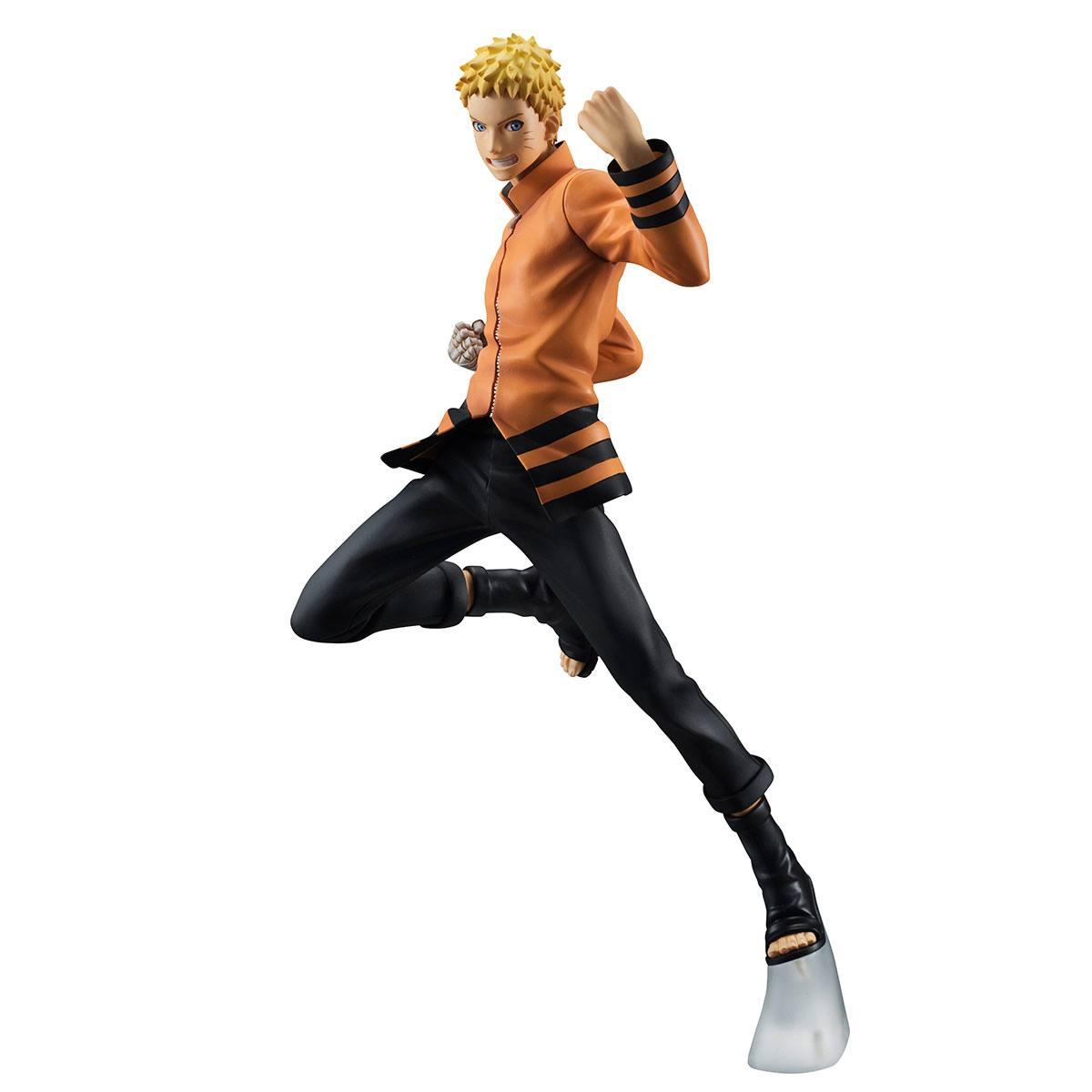 Boruto Naruto Next Generations G.E.M. Series PVC Statue 1/8 Naruto Nanadaime Hokage Ver. 20 cm