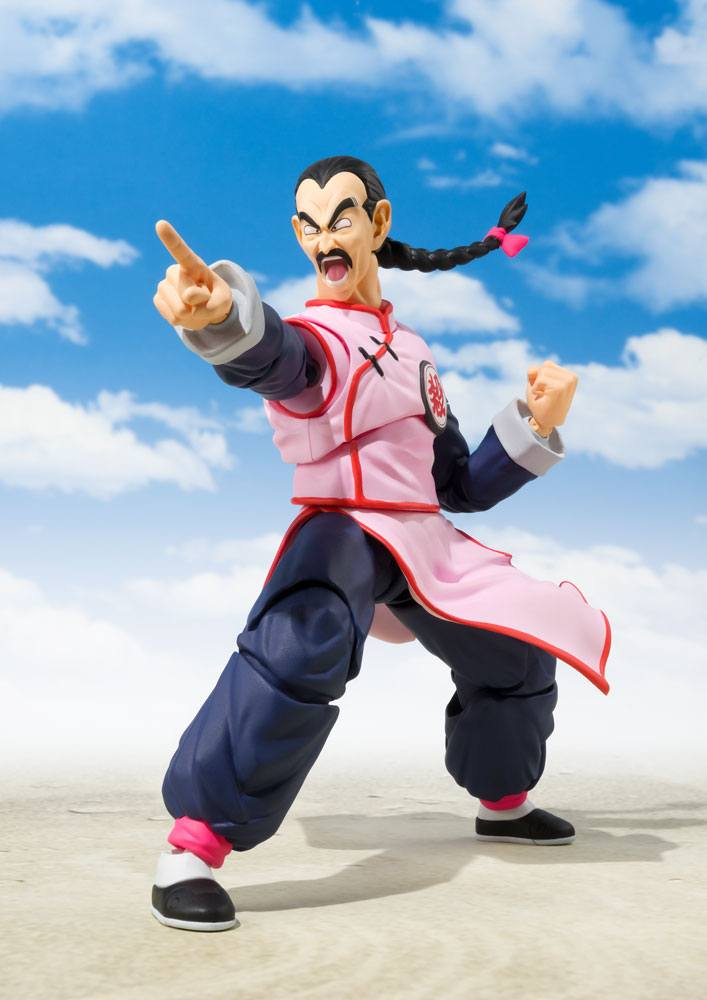 Dragon Ball S.H. Figuarts Action Figure Tao Pai Pai Tamashii Web Exclusive 15 cm