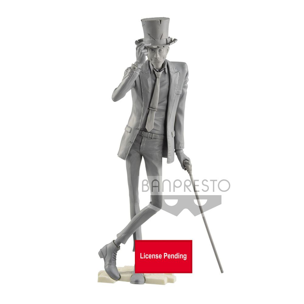 Lupin III The First Master Stars Piece Figure Lupin The Third 25 cm