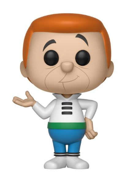 Jetsons POP! TV Vinyl Figure George 9 cm
