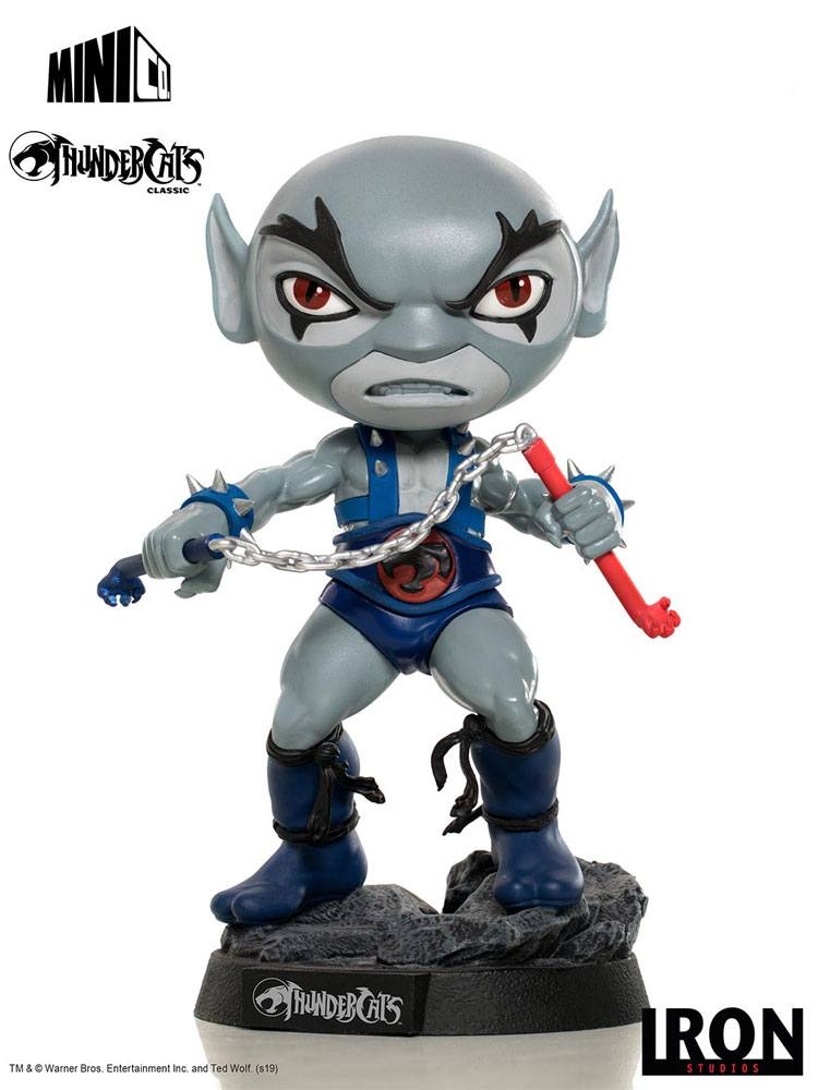 Thundercats Mini Co. PVC Figure Panthro 14 cm