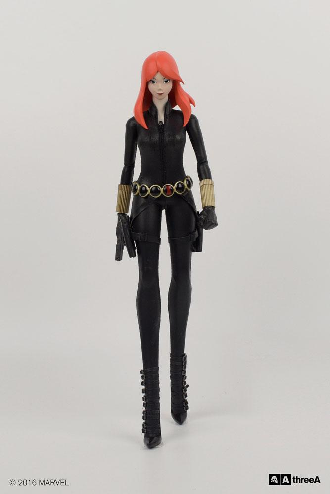 Marvel Action Figure 1/6 Black Widow 33 cm