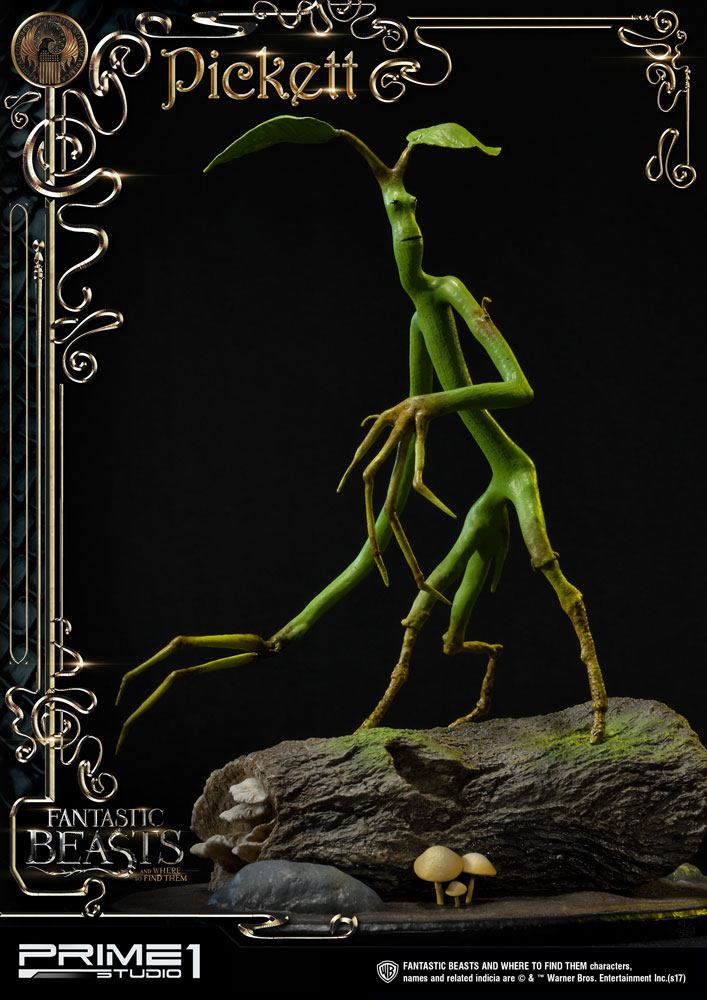 Fantastic Beasts Statue Pickett 27 cm