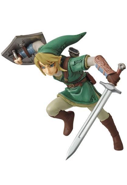 The Legend of Zelda Twilight Princess HD UDF Mini Figure Link 7 cm