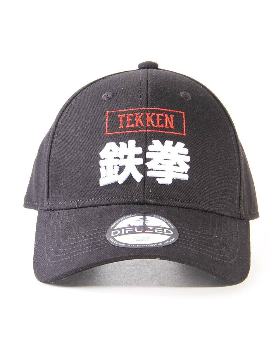 Tekken Baseball Cap Logo