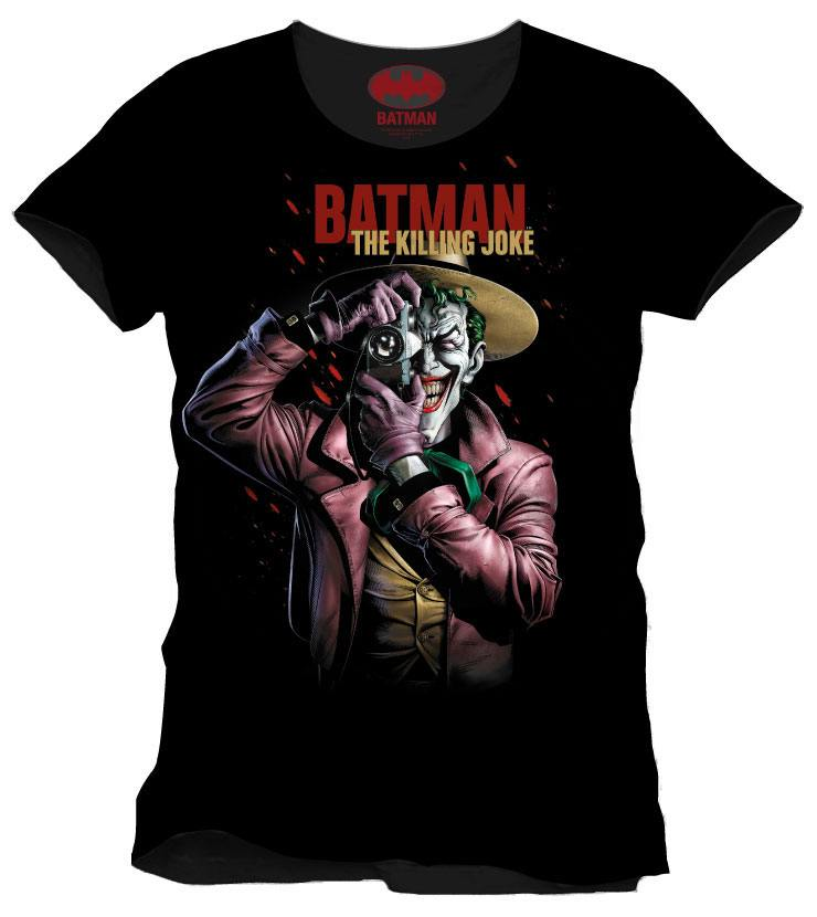 DC Comics T-Shirt The Killing Joke Size M