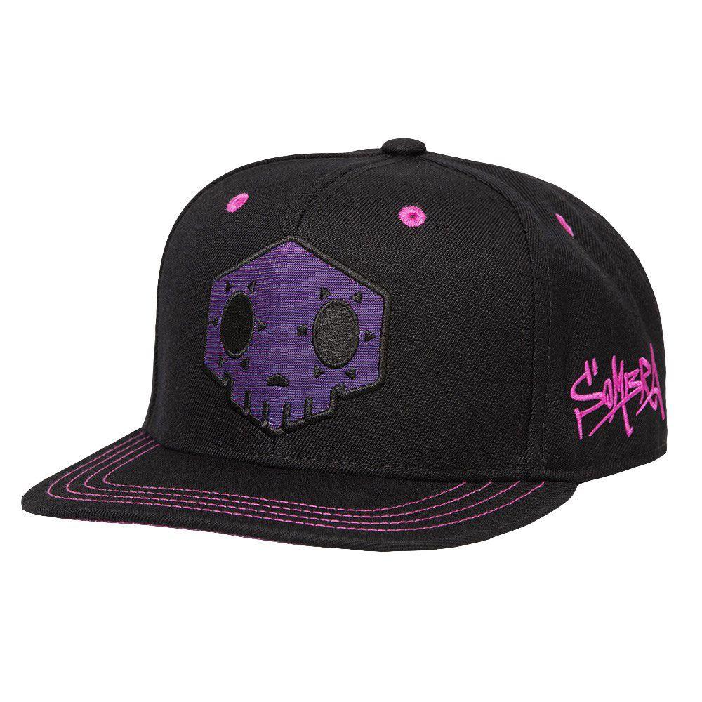 Overwatch Snapback Cap Sombra