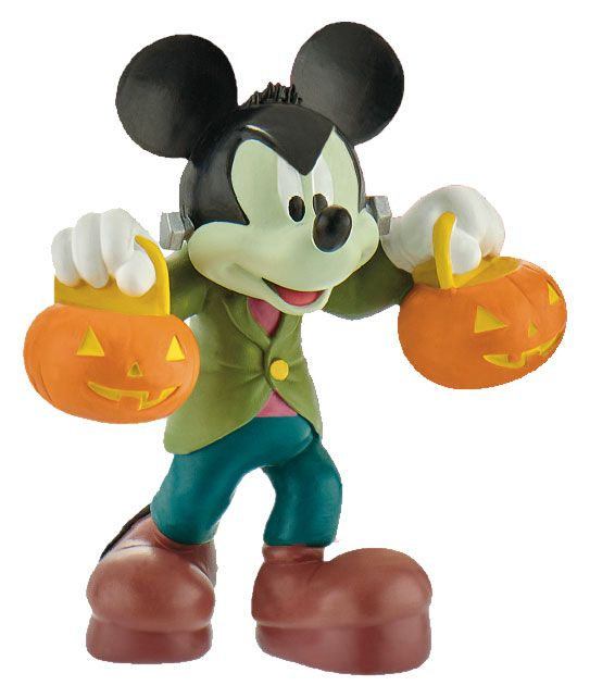 Disney Mickey Mouse & Friends Figure Mickey Halloween 7 cm