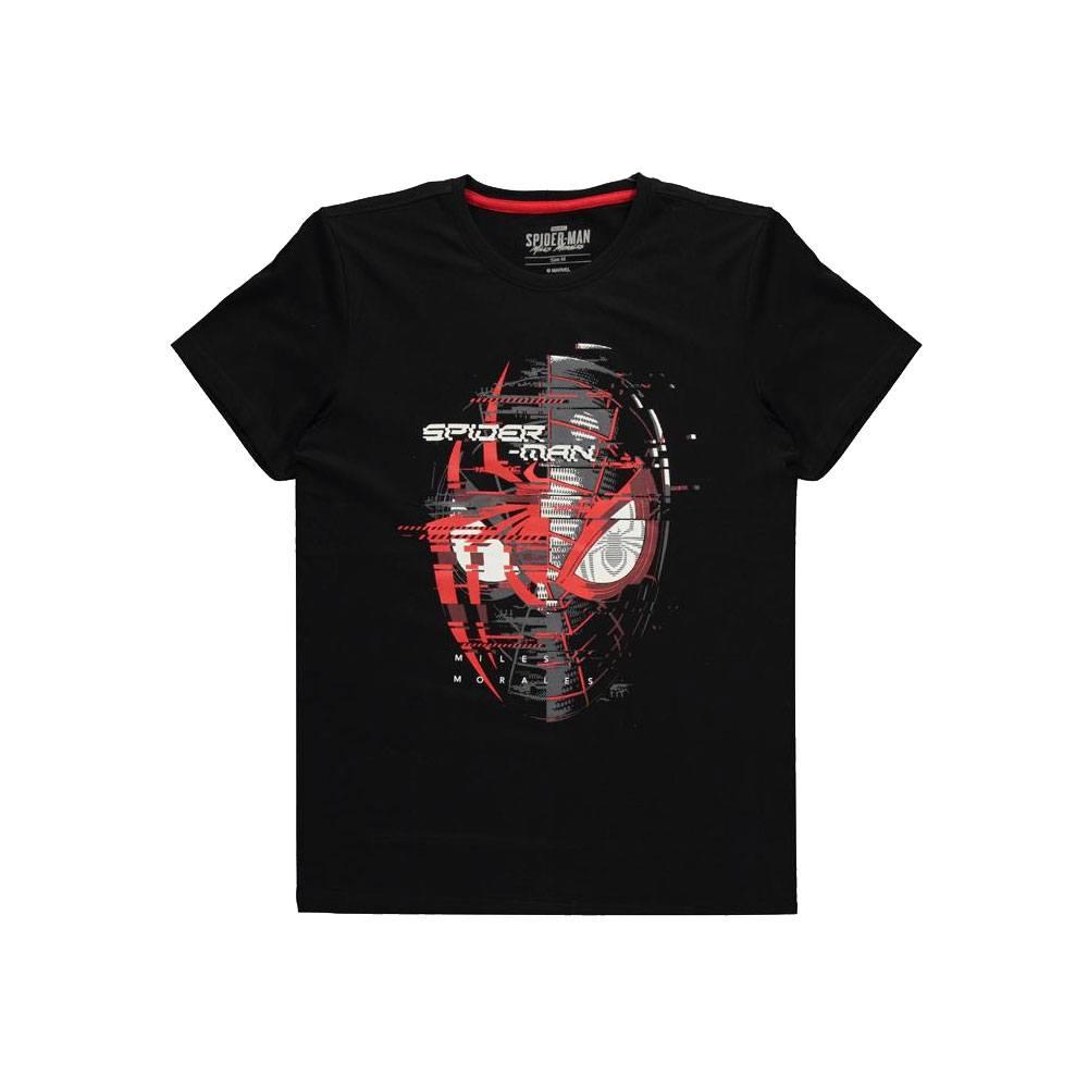 Spider-Man T-Shirt Spider Head Size L