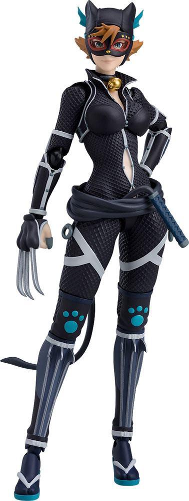 Batman Ninja Figma Action Figure Catwoman Ninja Version 14 cm