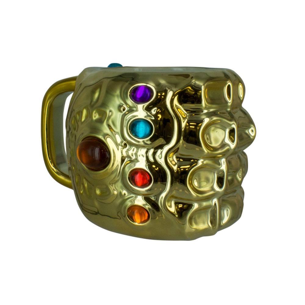 Avengers Infinity War Mug Infinity Gauntlet