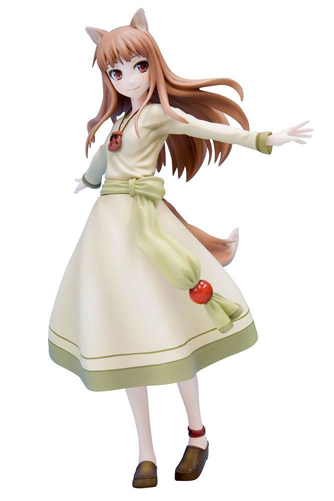 Spice and Wolf PVC Statue 1/8 Holo 20 cm