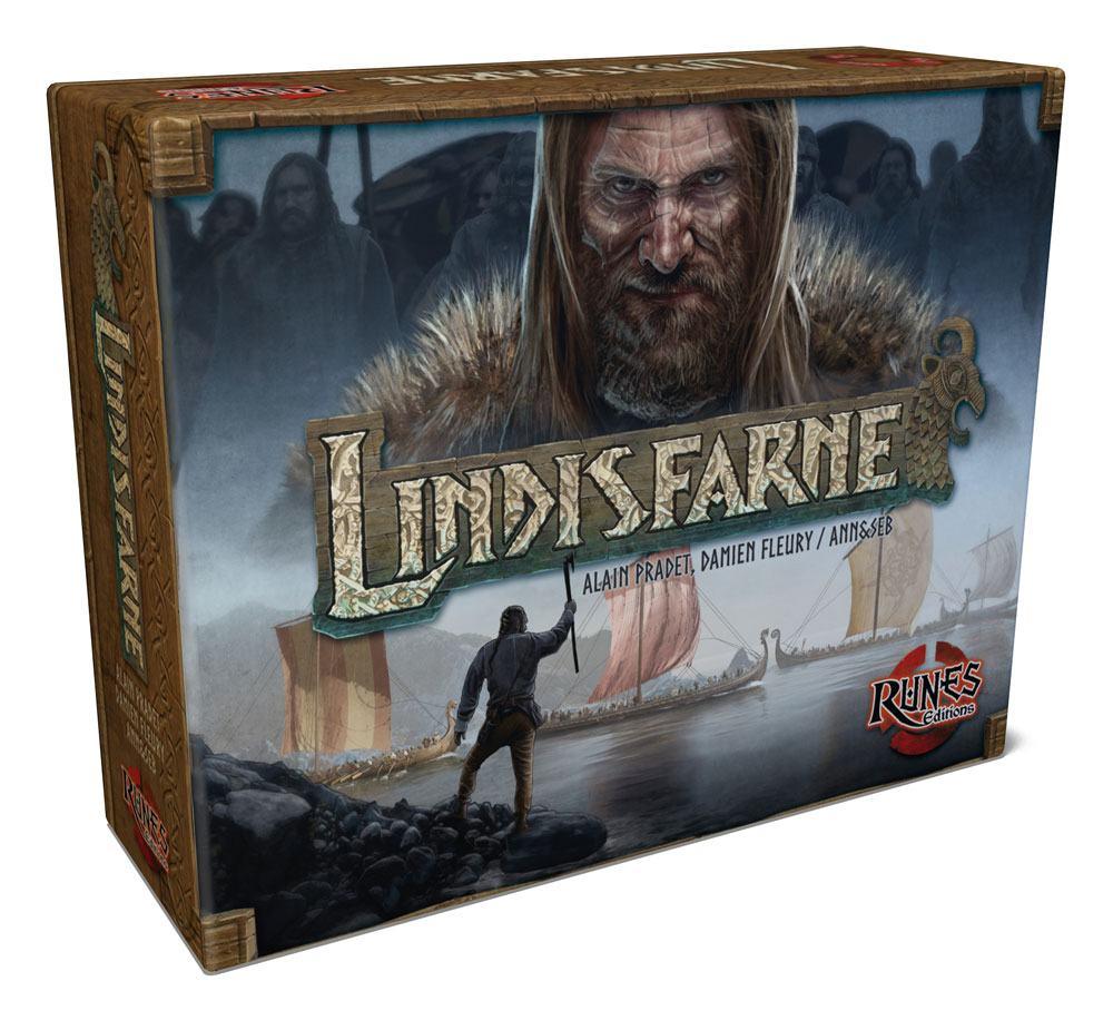 Lindisfarne Board Game