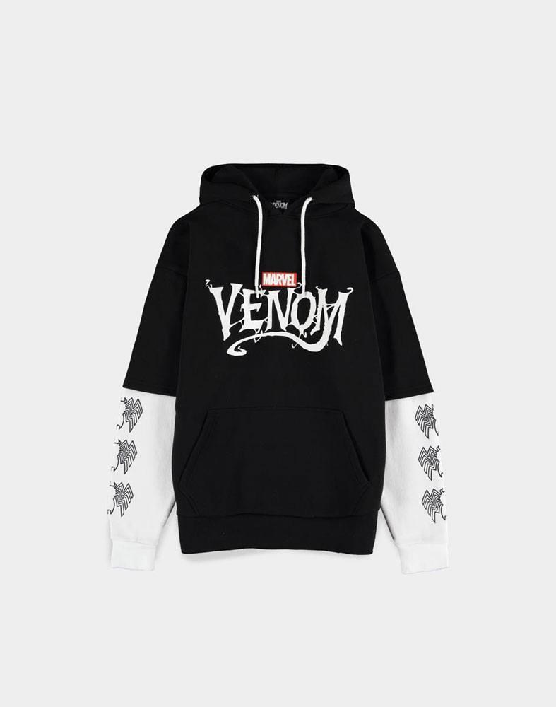 Venom Hooded Sweater Logo Size M