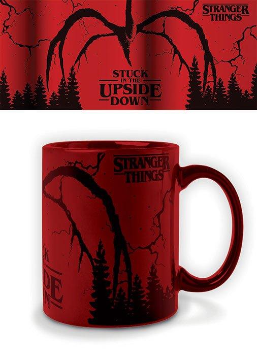Stranger Things Metallic Mug Mind Flayer