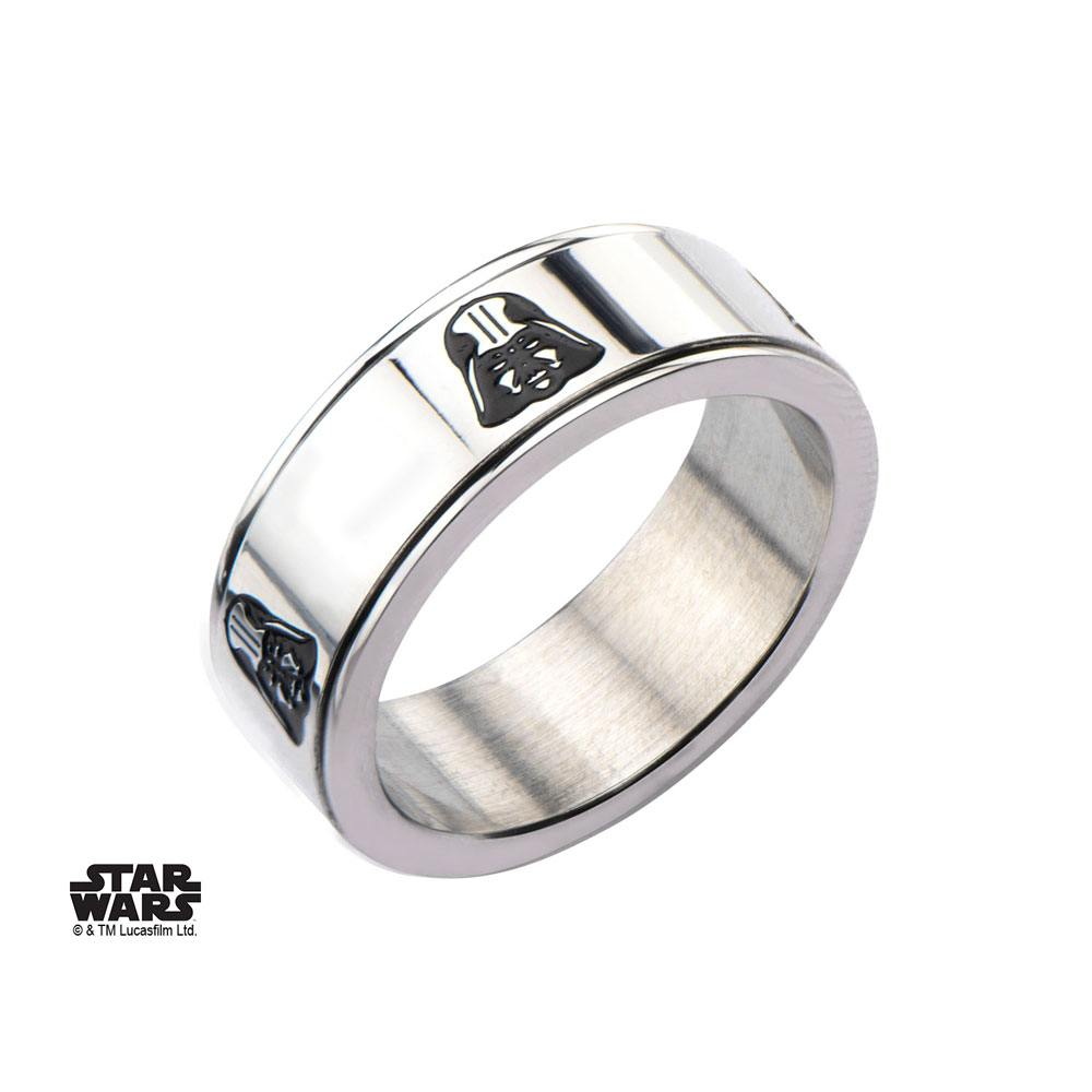Star Wars Spinner Ring Darth Vader Size 11