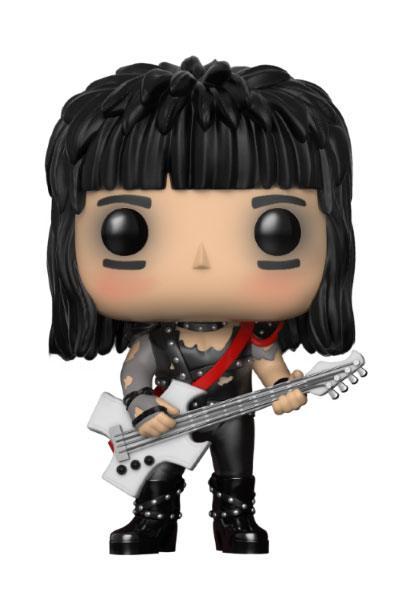 Motley Crue POP! Rocks Vinyl Figure Nikki Sixx 9 cm