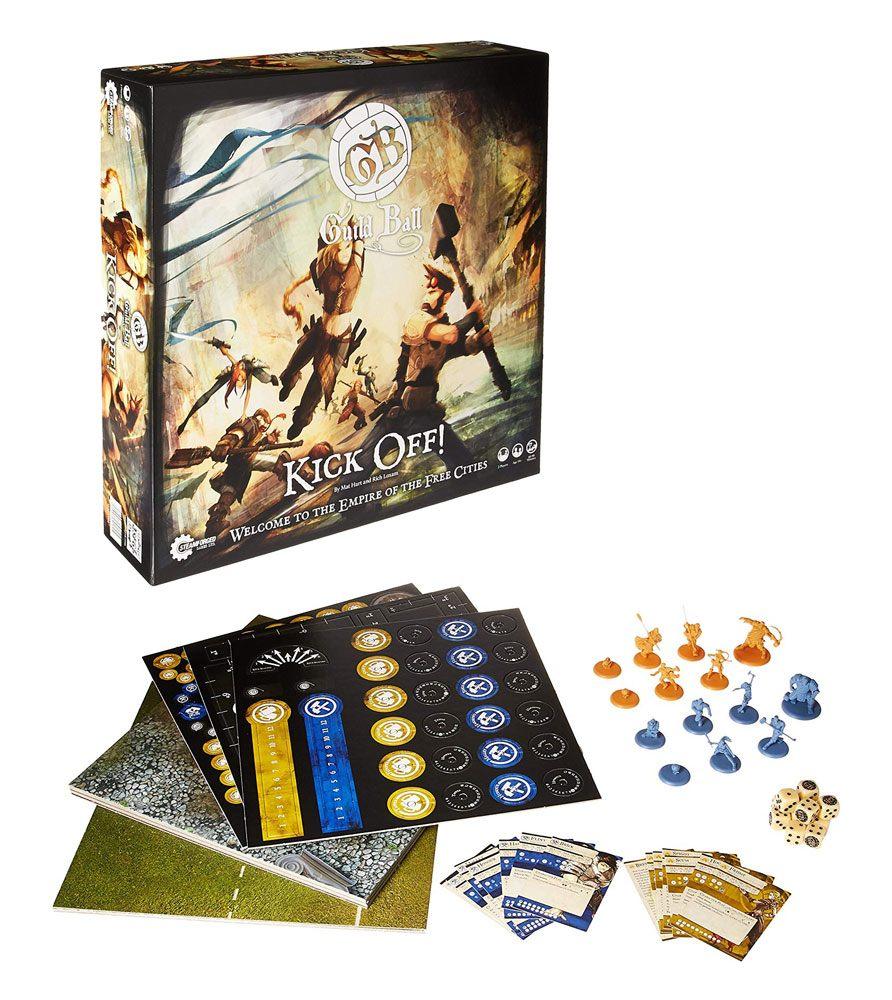 Guild Ball Miniatures Game Starter Set Kick Off! *English Version*
