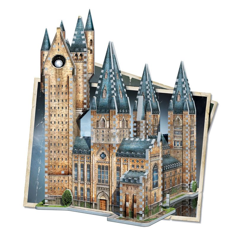 Harry Potter 3D Puzzle Astronomy Tower