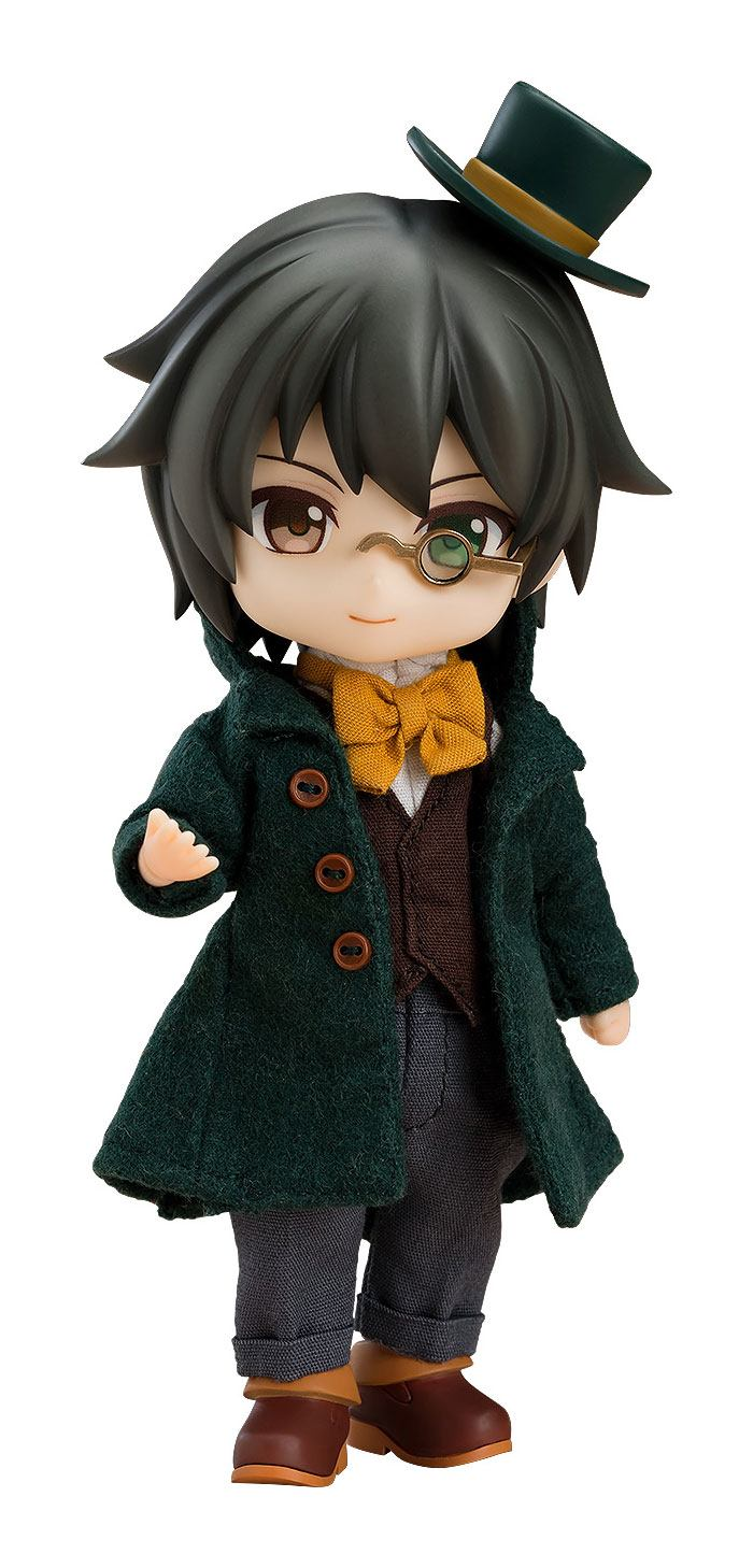Original Character Nendoroid Doll Alice Action Figure Mad Hatter 14 cm