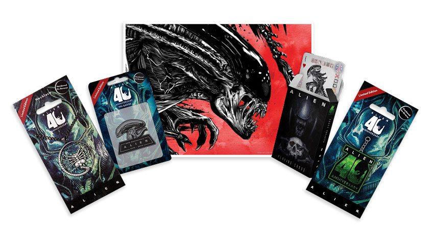 Alien 40th Anniversary Collector Gift Box