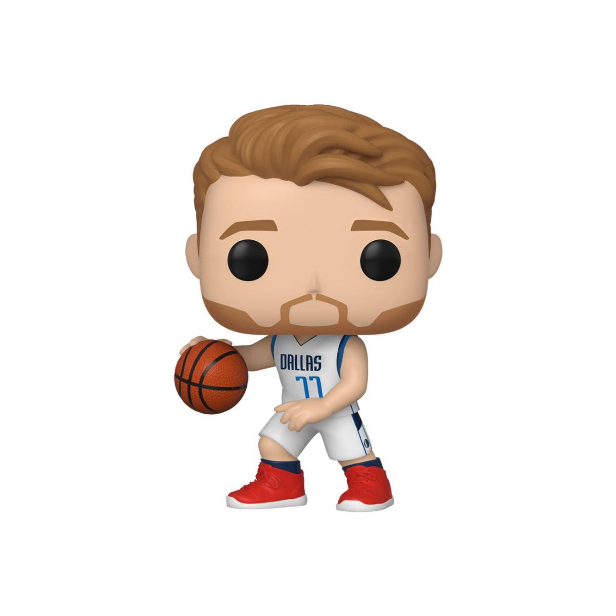 NBA POP! Sports Vinyl Figure Luka Doncic (Dallas Mavericks) 9 cm