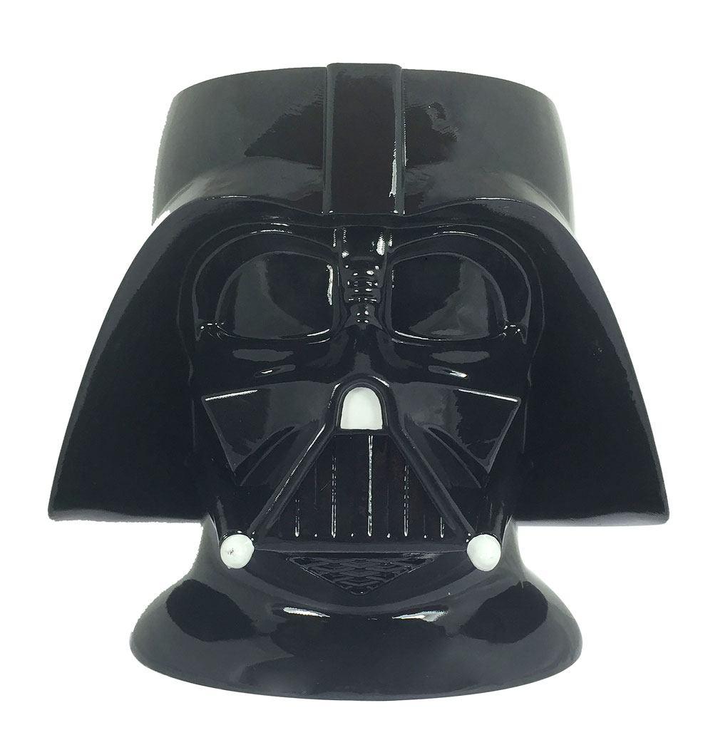Star Wars Plant Pot Coloured Darth Vader 15 cm