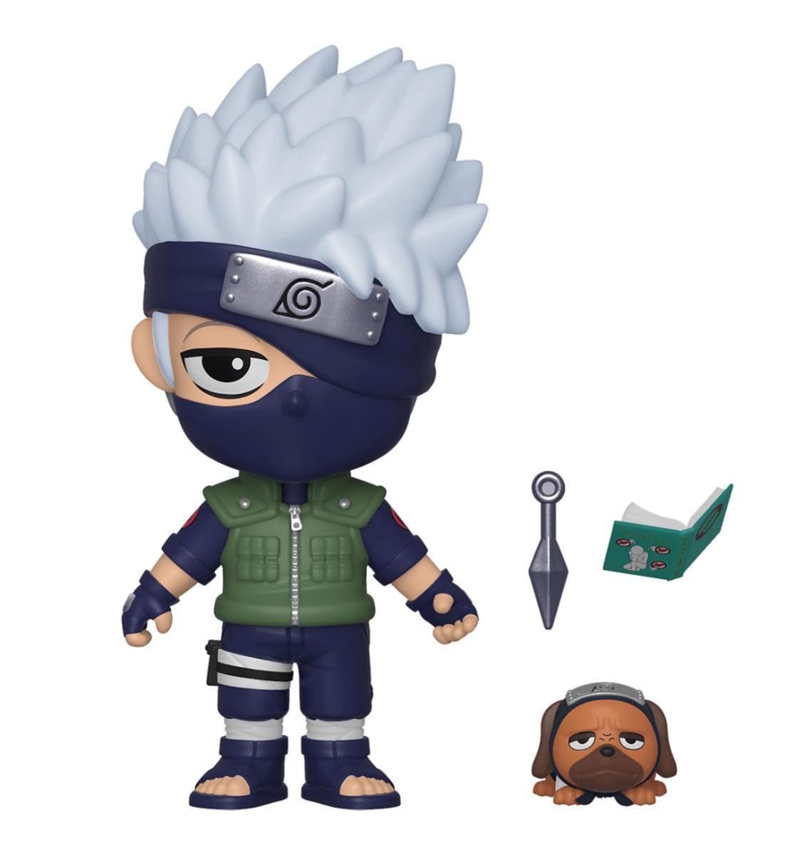 Naruto 5-Star Action Figure Kakashi 8 cm