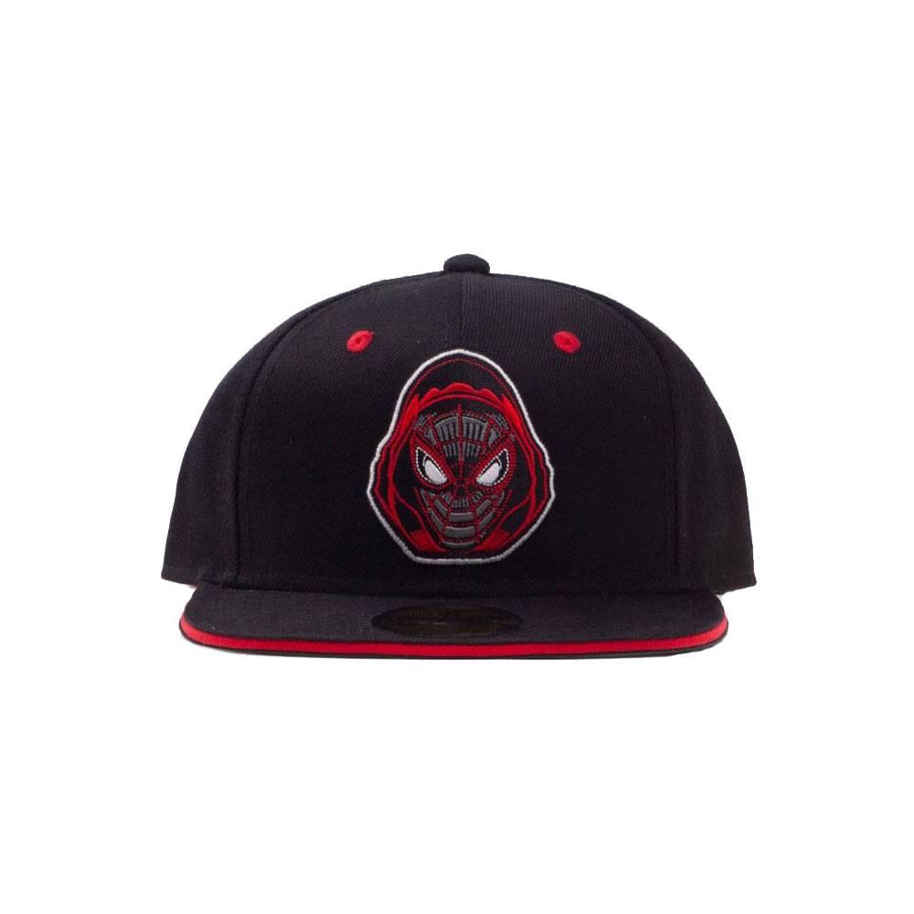 Spider-Man Snapback Cap Morales Badge