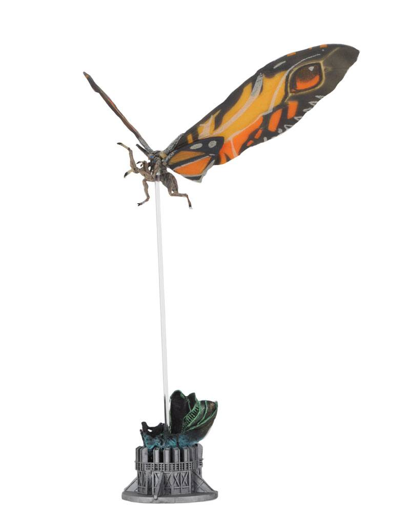 Godzilla: King of the Monsters 2019 Action Figure Mothra 18 cm