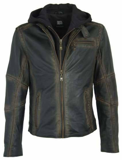 Suicide Squad Leather Jacket Croc 3 Size M