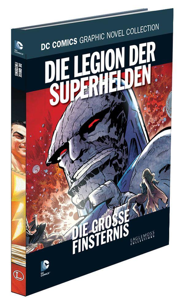 DC Comics Graphic Novel Collection #88 Legion der Superhelden: Die ... Case (12) *German Version*
