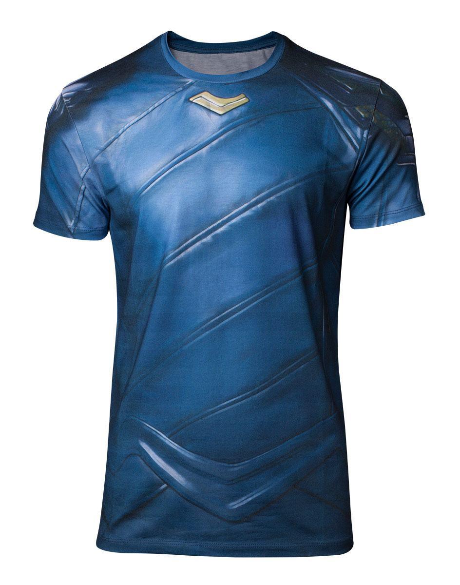 Thor Ragnarok Sublimation T-Shirt Loki Armor  Size XL