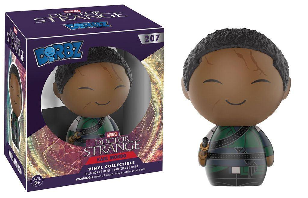 Doctor Strange Vinyl Sugar Dorbz Vinyl Figure Mordo 8 cm
