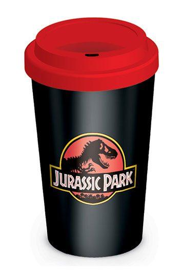Jurassic Park Travel Mug Classic Logo