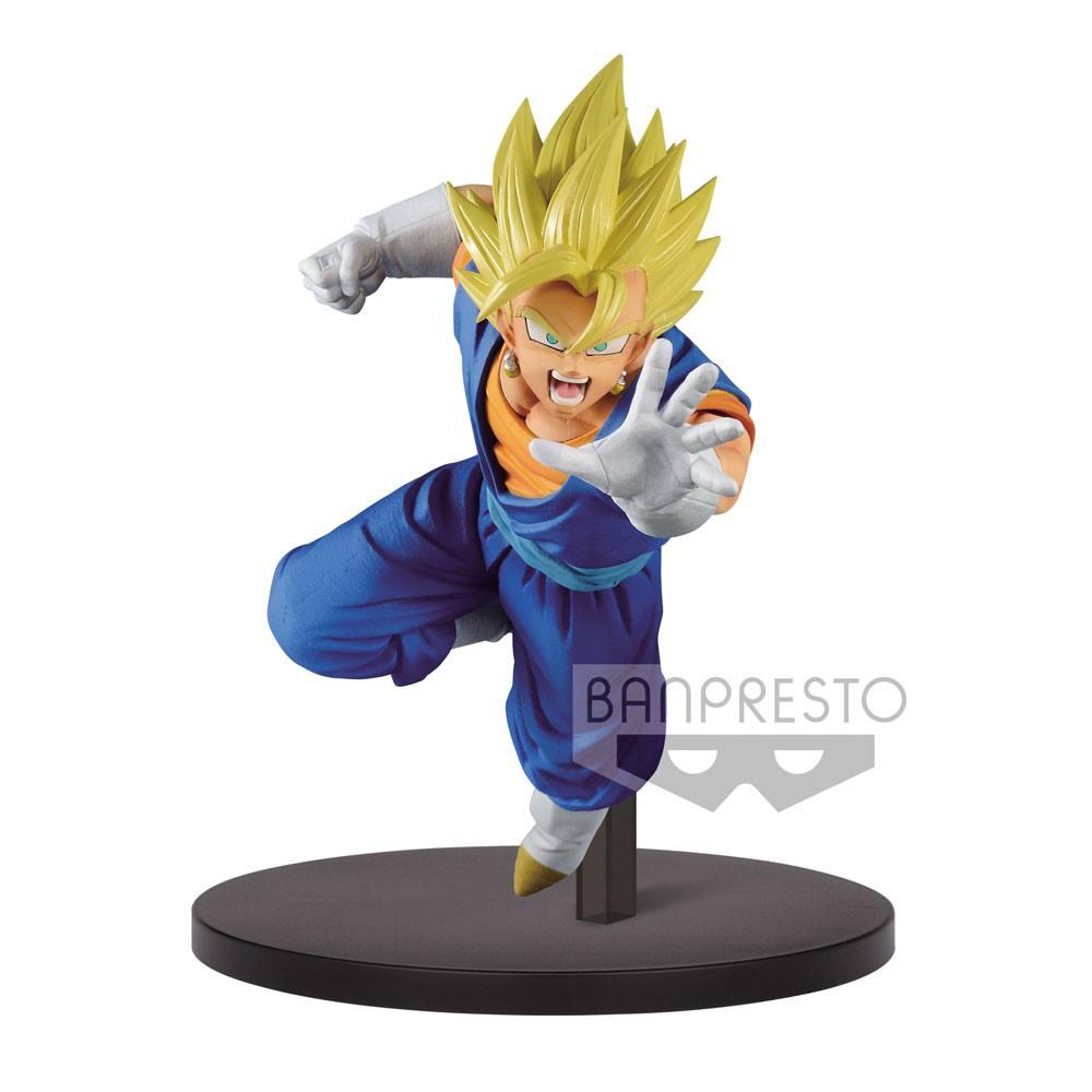 Dragon Ball Super Chosenshiretsuden PVC Statue Super Saiyan Vegetto 15 cm