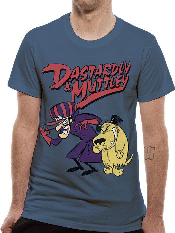 Wacky Races T-Shirt Vintage Size L