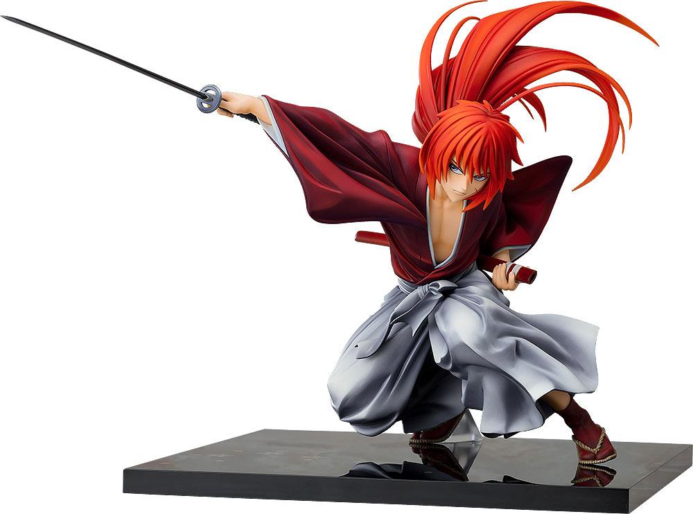 Rurouni Kenshin PVC Statue 1/7 Kenshin Himura 20 cm