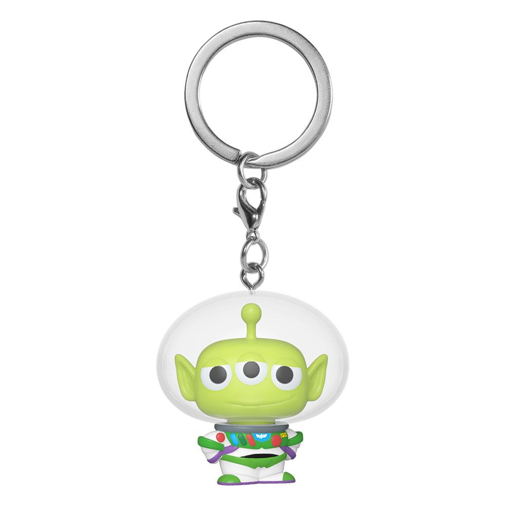 Toy Story Pocket POP! Vinyl Keychain Alien as Buzz 4 cm