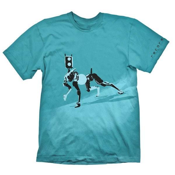 Recore T-Shirt Mack Blue  Size L